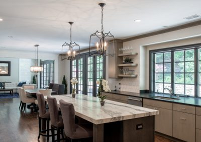 Newtown Square Custom Home
