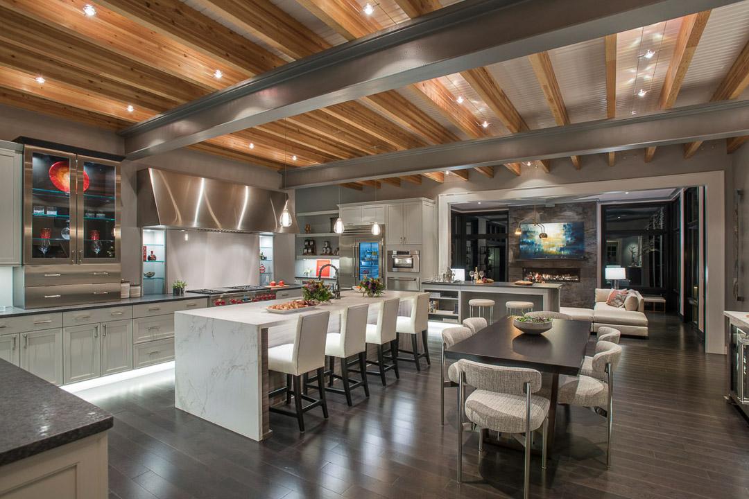 Philadelphia Design Home 2017 - services kitchen