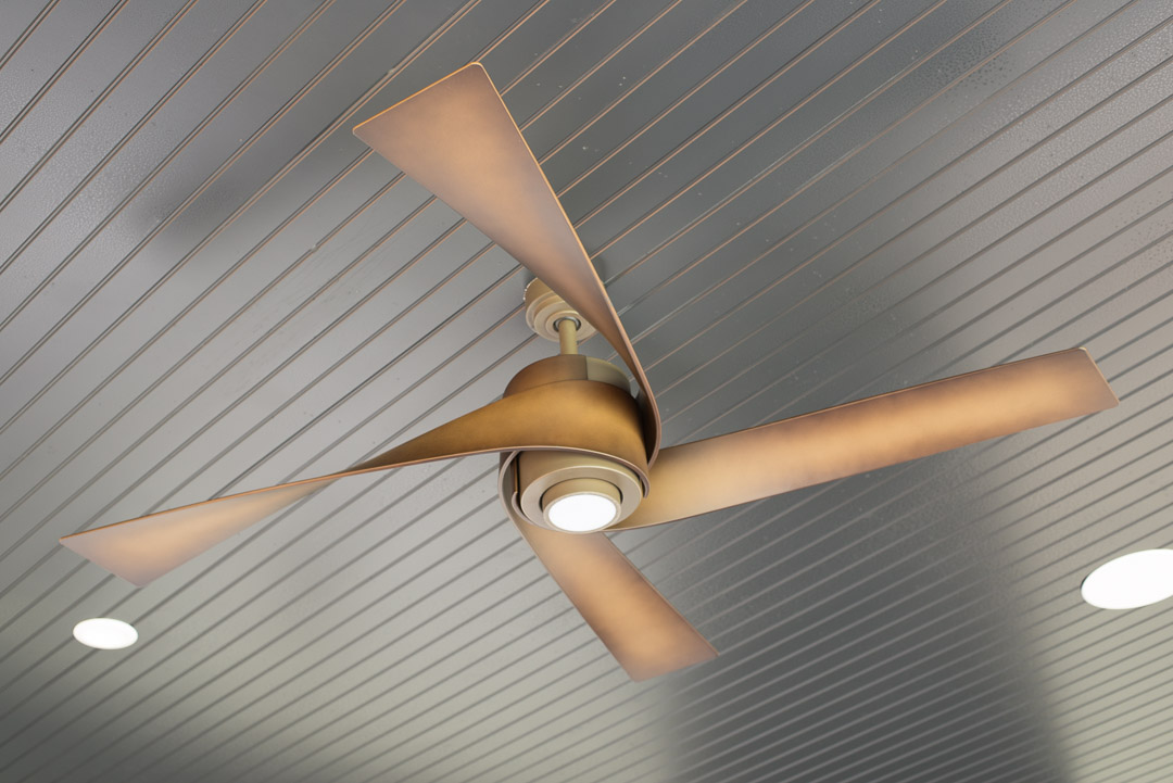Services - sunroom ceiling fan
