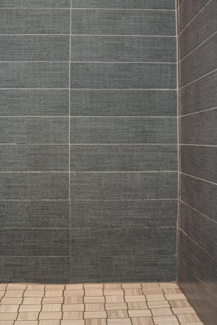 Winslow Interiors - shower tile detail