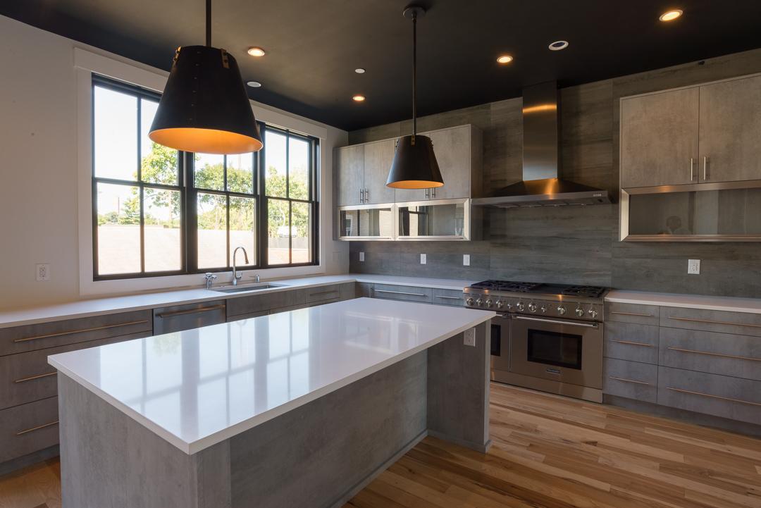 Winslow Interiors - custom kitchen design