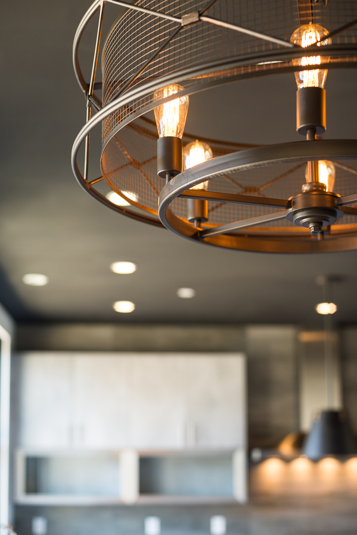 Winslow Interiors - contact - kitchen lighting design